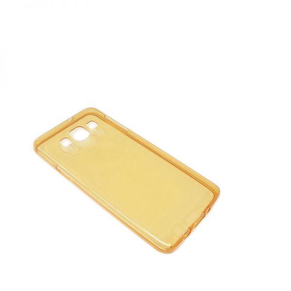 Futrola Comicell ultra tanki silikon za Samsung A300 A3, zlatna