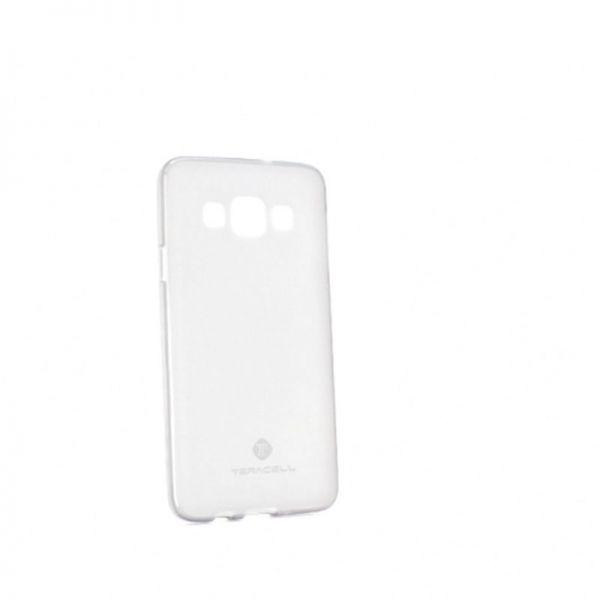 Futrola silikon Teracell Giulietta za Samsung A300 A3, bela