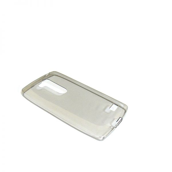 Futrola Comicell ultra tanki silikon za LG L fino D295, siva