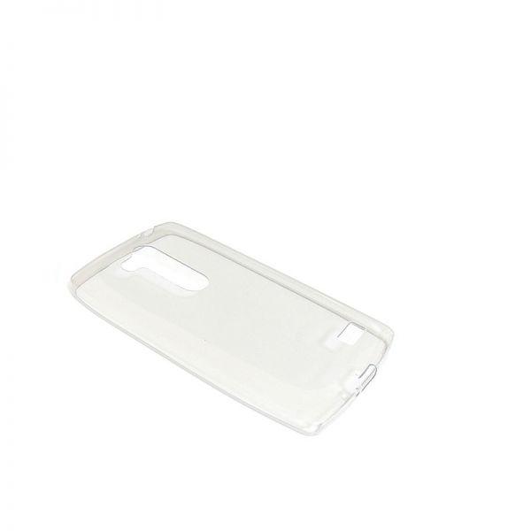 Futrola Comicell ultra tanki silikon za LG L fino D295, bela