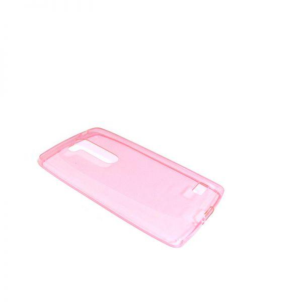 Futrola Comicell ultra tanki silikon za LG L fino D295, pink