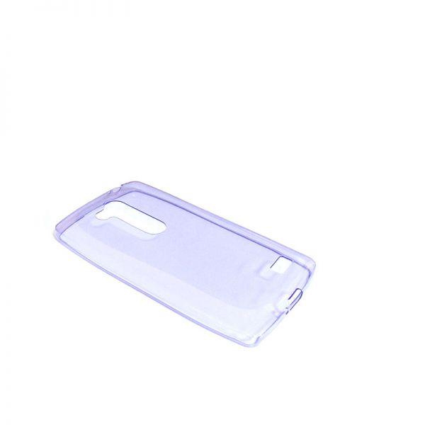 Futrola Comicell ultra tanki silikon za LG L fino D295, ljubičasta