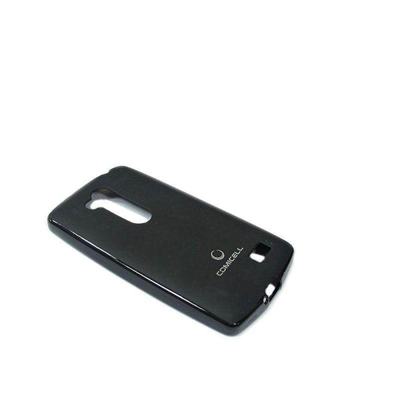 Futrola Comicell Durable silikon za LG L fino D295, crna