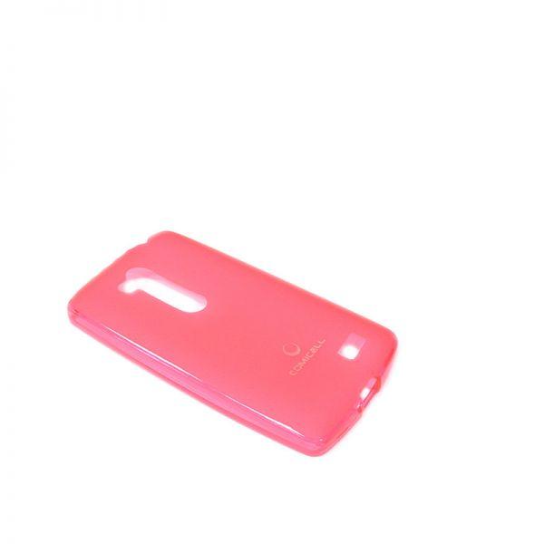 Futrola Comicell Durable silikon za LG L fino D295, pink
