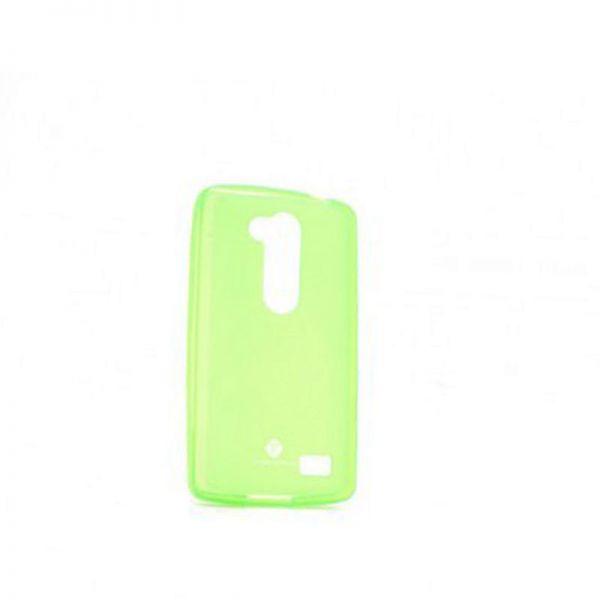 Futrola silikon Teracell Giulietta za LG L fino D295, zelena