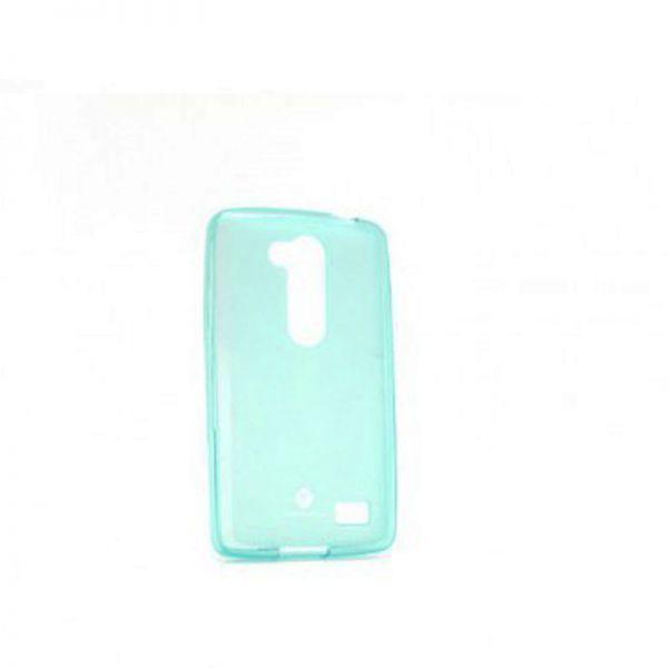 Futrola silikon Teracell Giulietta za LG L fino D295, plava
