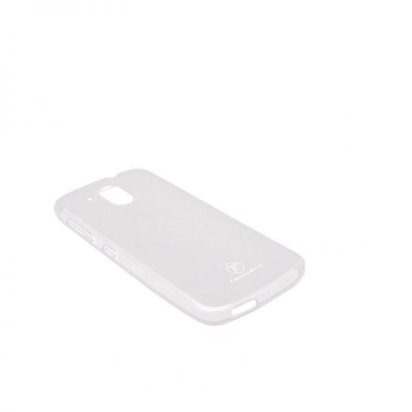 Futrola silikon Teracell Giulietta za HTC Desire 526, bela