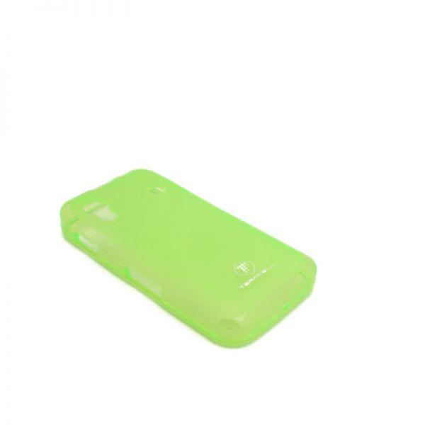 Futrola silikon Teracell Giulietta za Samsung Ace S5830, zelena