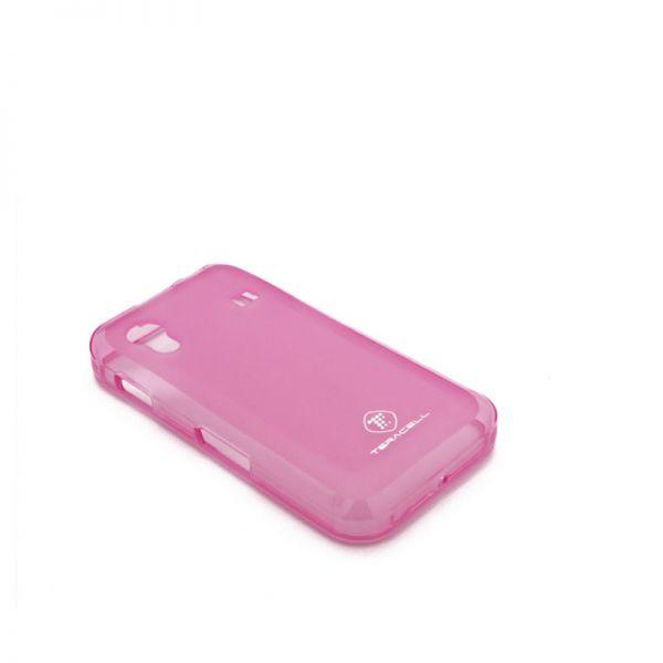 Futrola silikon Teracell Giulietta za Samsung Ace S5830, pink