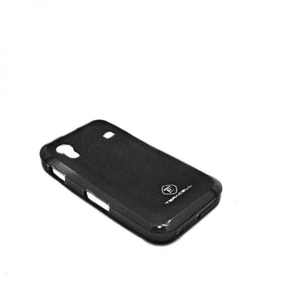 Futrola silikon Teracell Giulietta za Samsung Ace S5830, crna
