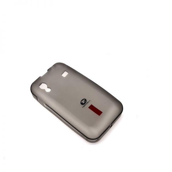 Futrola silikon Teracell za Samsung Ace S5830, siva