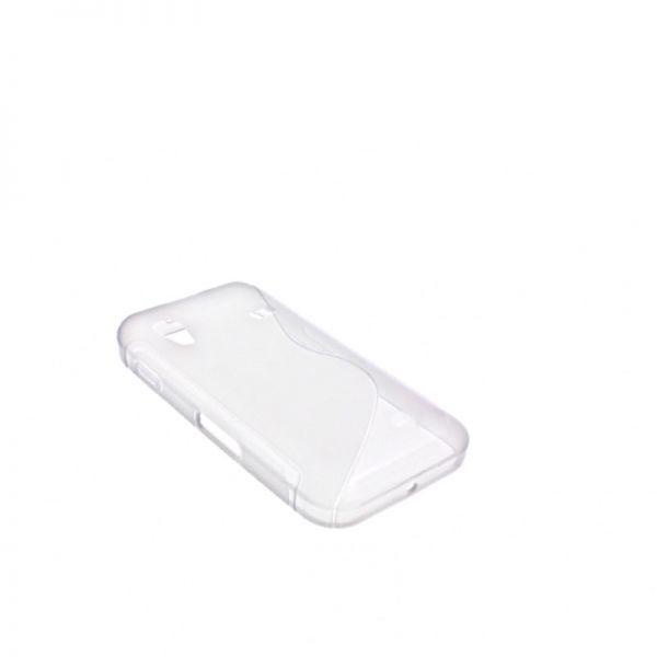 Futrola silikon Tpu S za Samsung Ace S5830, bela