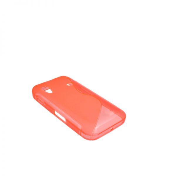 Futrola silikon Tpu S za Samsung Ace S5830, crvena