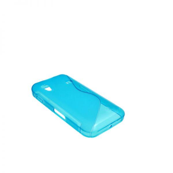 Futrola silikon Tpu S za Samsung Ace S5830, plava