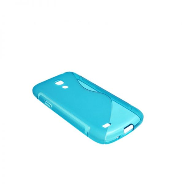 Futrola silikon Tpu S za Samsung S4 mini i9190, plava