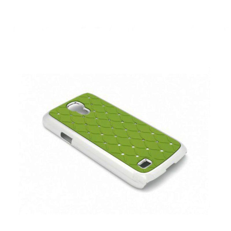 Futrola Cirkon plastika za Samsung S4 mini i9190, zelena