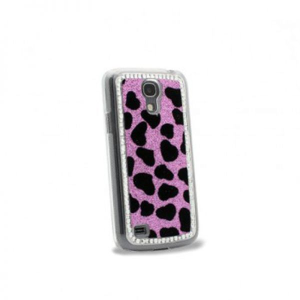Futrola Diamond glitter za Samsung S4 mini i9190, pink