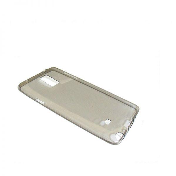 Futrola Comicell ultra tanki silikon za Samsung N910 Note 4, siva