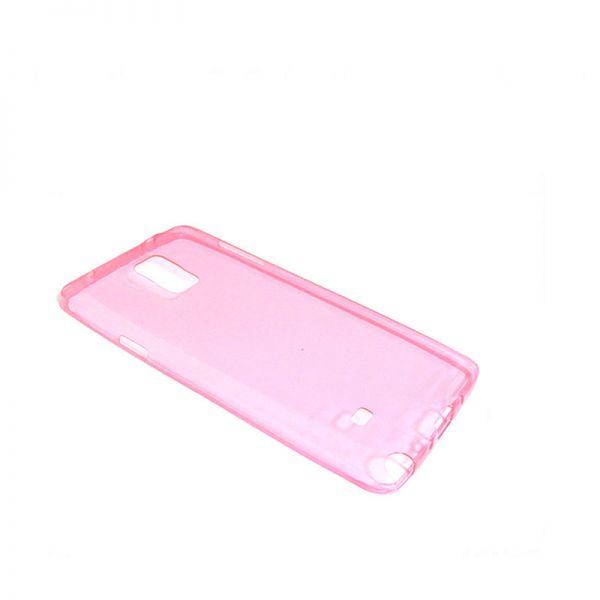 Futrola Comicell ultra tanki silikon za Samsung N910 Note 4, pink