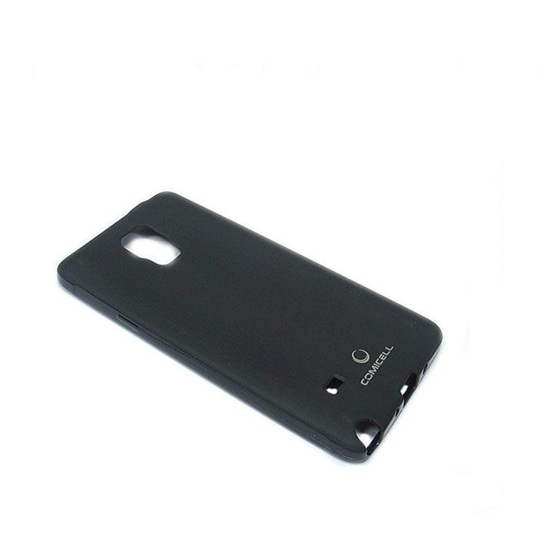 Futrola Comicell Durable silikon  za Samsung N910 Note 4, crna