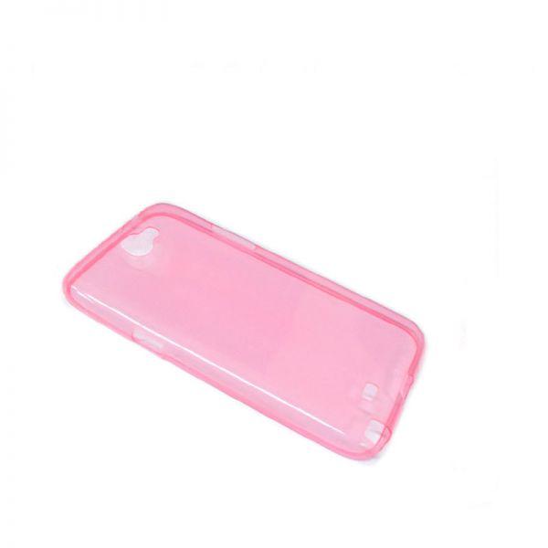 Futrola Comicell ultra tanki silikon za Samsung N7100 Note 2, pink