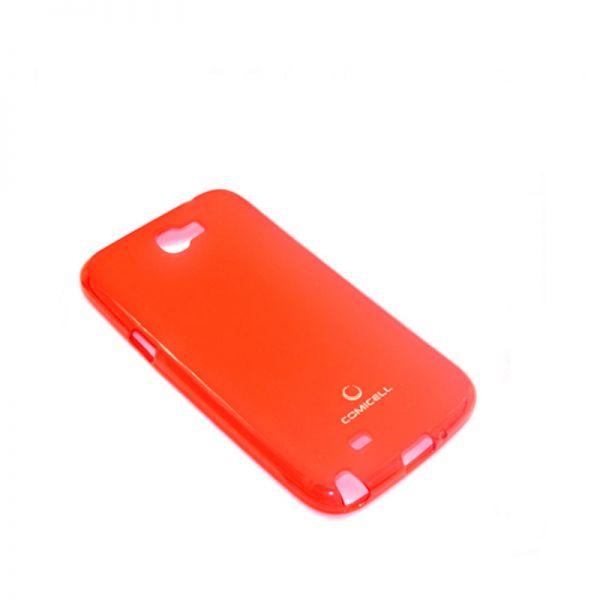 Futrola Comicell Durable silikon za Samsung N7100 Note 2, crvena