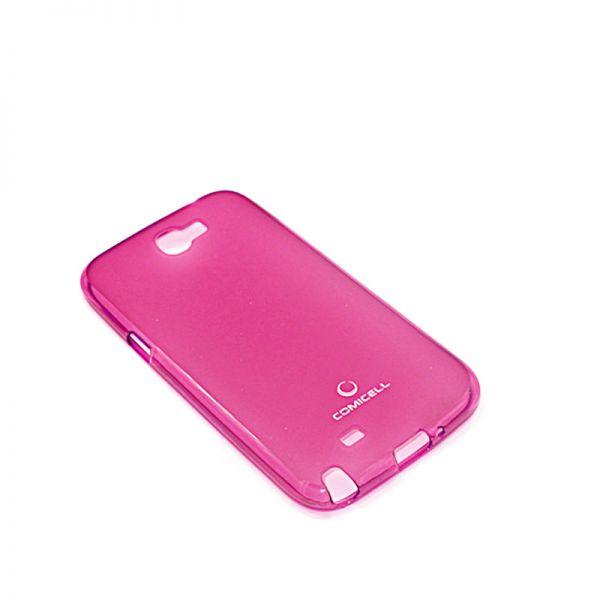 Futrola Comicell Durable silikon za Samsung N7100 Note 2, pink