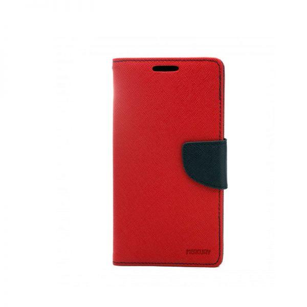 Futrola Mercury na preklop za Samsung N7100 Note 2, crvena
