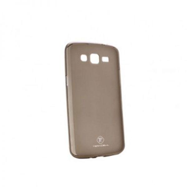 Futrola silikon Teracell Giulietta za Samsung G7102 Grand 2, siva