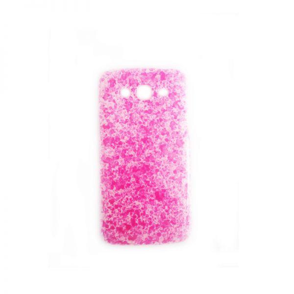 Futrola Dots plastika za Samsung G7102 Grand 2, pink
