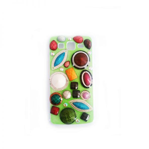 Futrola Koral plastika za Samsung G7102 Grand 2, zelena