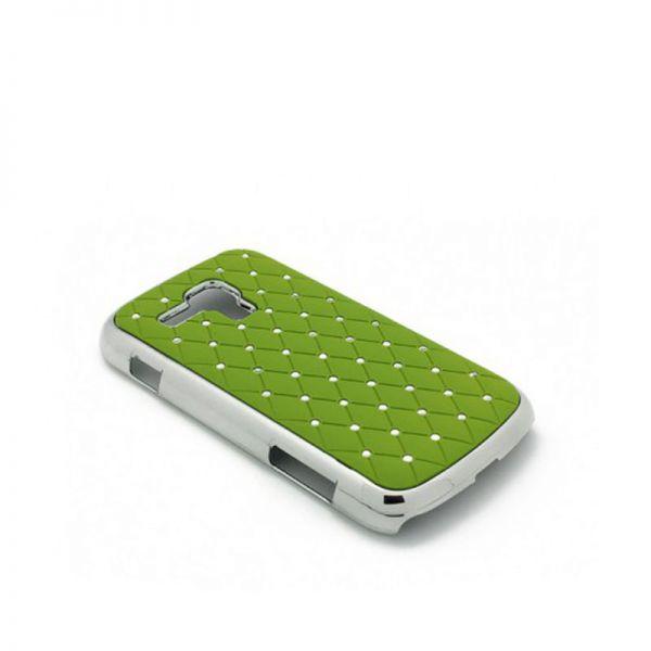Futrola Cirkon plastika za Samsung S7560/S7562 Trend, zelena