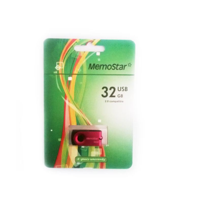 Usb Flash disk Memostar Rota 32GB, pink