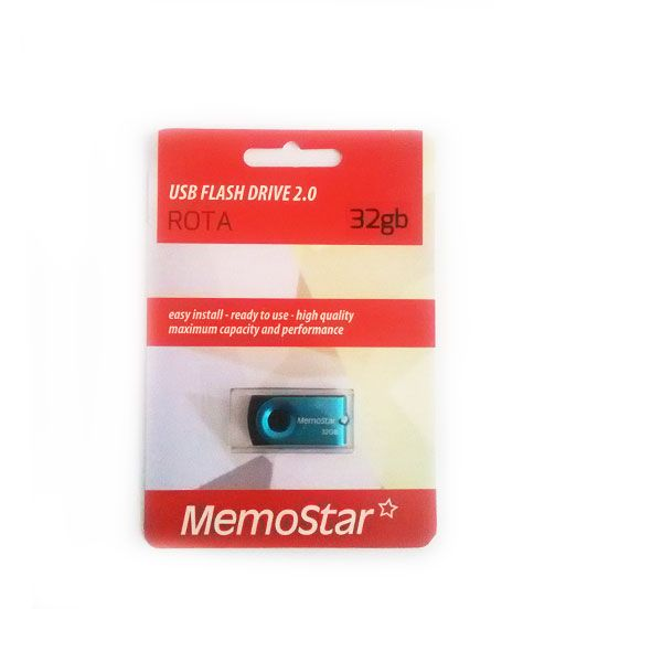 Usb Flash disk Memostar Rota 32GB, plavi