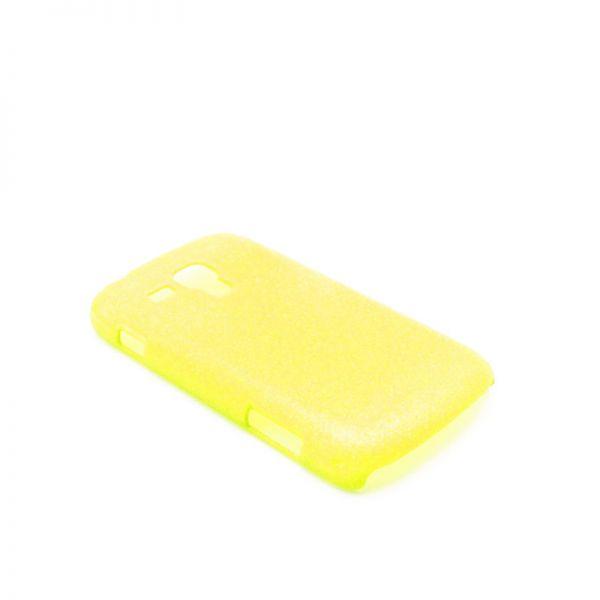 Futrola Twinkle plastika za Samsung S7560/S7562 Trend, žuta