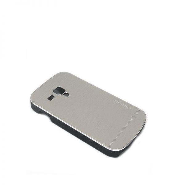 Futrola Motomo za Samsung S7560/S7562 Trend, srebrna