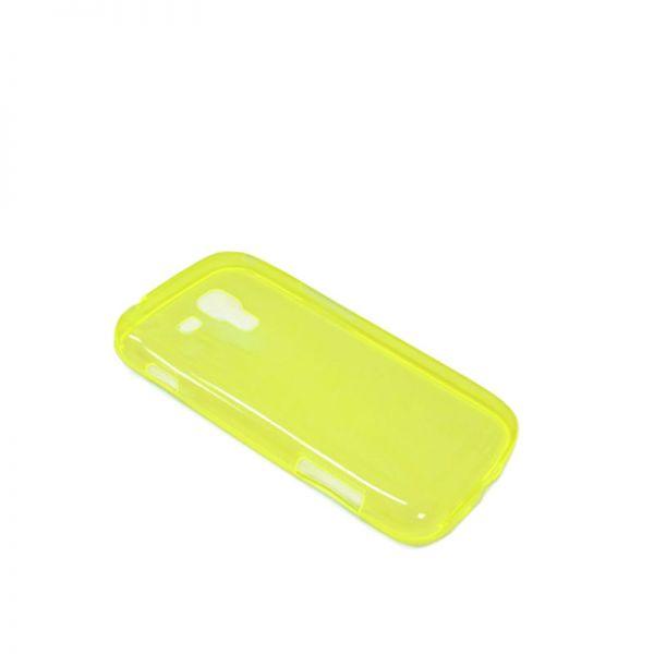 Futrola Comicell ultra tanki silikon za Samsung S7560/S7562 Trend, žuta