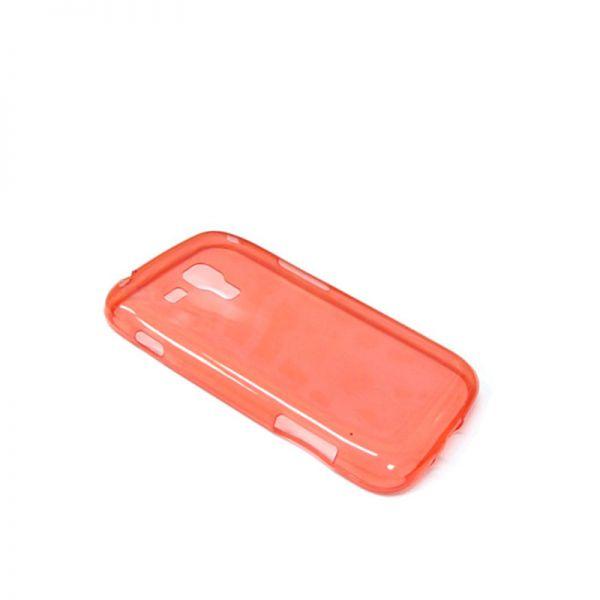 Futrola Comicell ultra tanki silikon za Samsung S7560/S7562 Trend, crvena