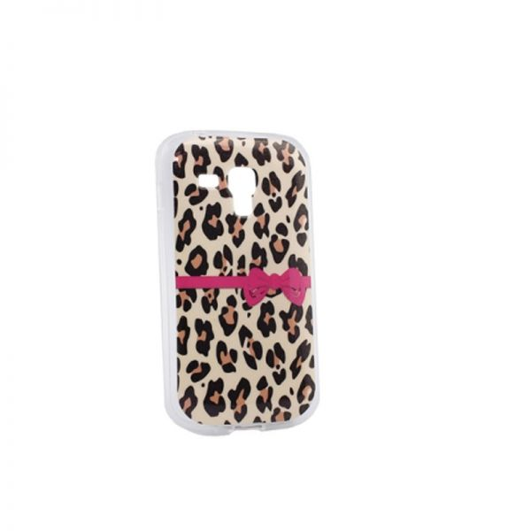 Futrola silikon Print za Samsung S7560/S7562 Trend, leopard