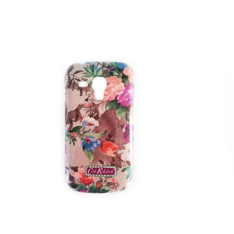 Futrola silikon Print za Samsung S7560/S7562 Trend Cath Kidston, braon