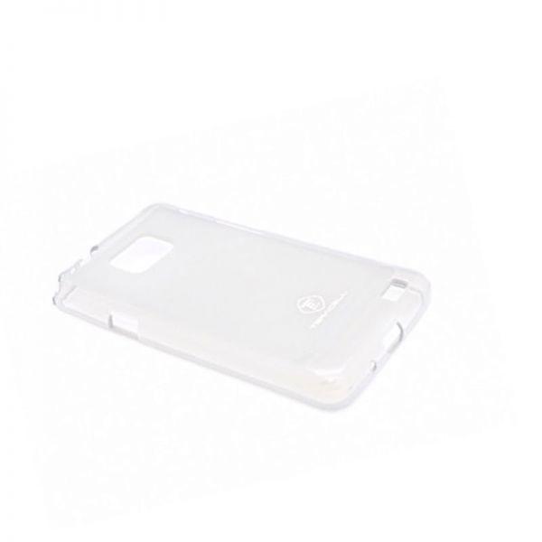 Futrola silikon Teracell Giulietta za Samsung i9100 S2, bela