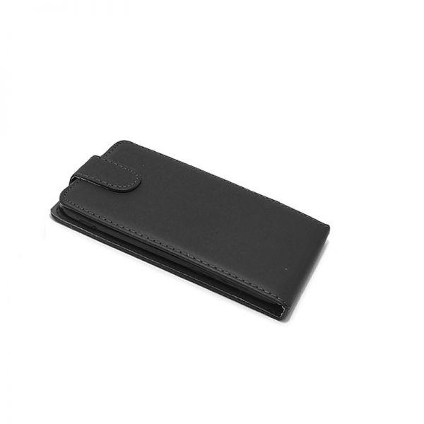 Futrola na preklop flip top za Samsung i9100 S2, crna