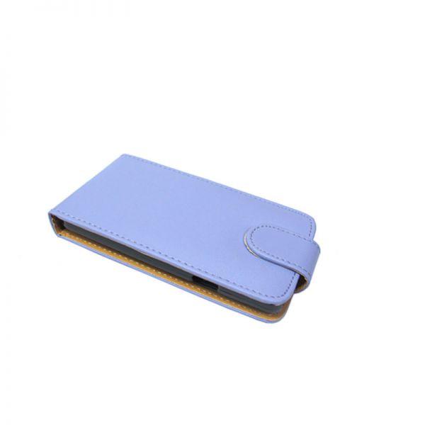 Futrola na preklop flip top za Samsung i9100 S2, ljubičasta