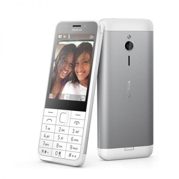 Mobilni telefon Nokia 230 DS, srebrni
