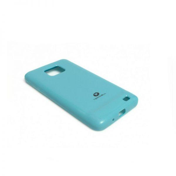 Futrola silikon Glossy za Samsung i9100 S2, plava