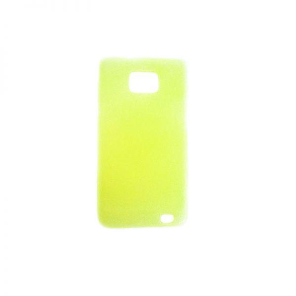 Futrola Twinkle plastika za Samsung i9100 S2, žuta