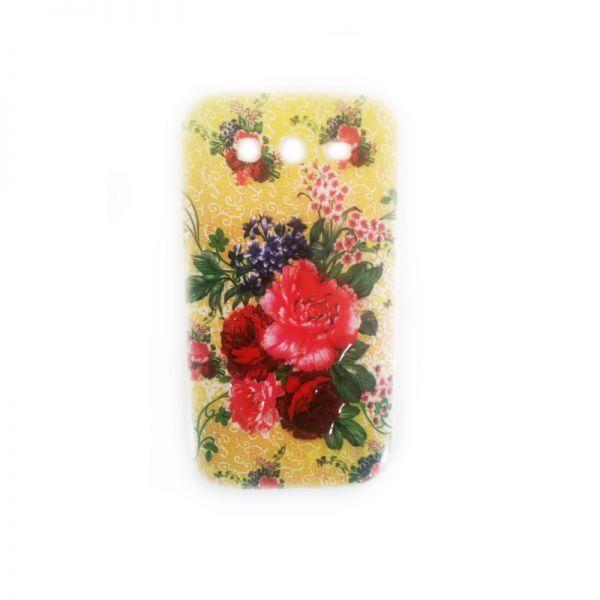 Futrola silikon Print za Samsung i9082/i9060 Grand/Grand Neo, cvetna