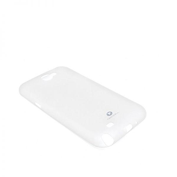 Futrola ultra tanka plastika za Samsung N7100 Note 2, bela