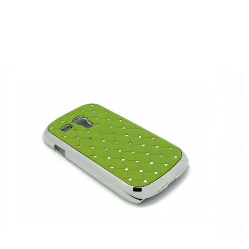 Futrola Cirkon plastika za Samsung i8190 S3 mini, zelena