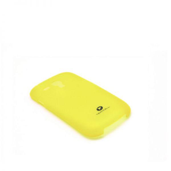 Futrola ultra tanka plastika za Samsung i8190 S3 mini, žuta